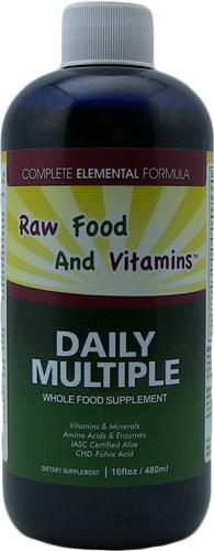 multi mineral vitamin